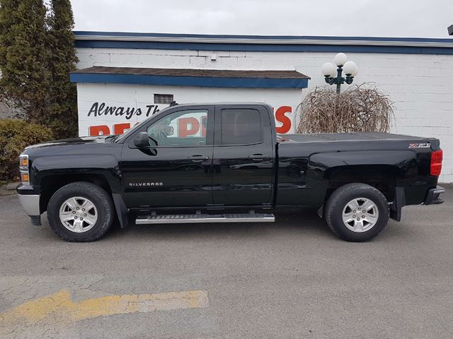 2014 chevrolet silverado 1500 1lt 4x4 5 3l v8 engine tow pkg oshawa ontario used car for. Black Bedroom Furniture Sets. Home Design Ideas