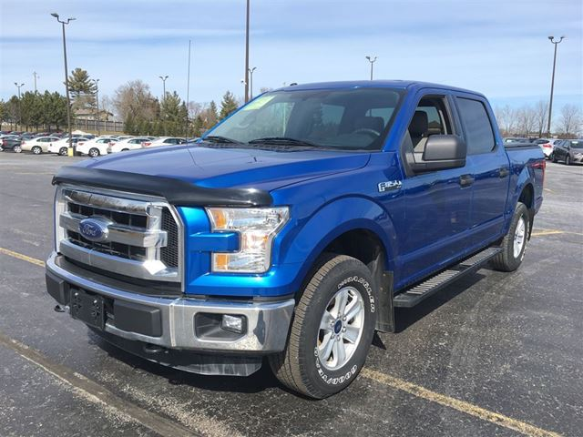 2015 ford f 150 xlt crew cayuga ontario used car for. Black Bedroom Furniture Sets. Home Design Ideas