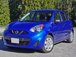2015 Nissan Micra S w/Extended Warranty in Mississauga, Ontario