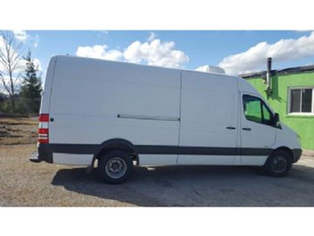 2012 mercedes benz sprinter 3500 144 high roof bluetec for Mercedes benz sprinter bluetec