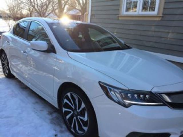 2016 acura ilx a spec with aero kit excess wear protection mississauga ontario car for sale. Black Bedroom Furniture Sets. Home Design Ideas