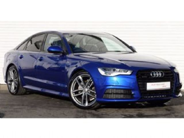 2017 audi a6 3 0t technik quattro s line sport pkg mississauga ontario used car for sale. Black Bedroom Furniture Sets. Home Design Ideas