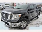 2017 Nissan Titan 5.6L V8 SV GPS,SIDE STEP,BED LINER,18' ALLOY  TOW HITCH in Mississauga, Ontario