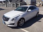 2015 Cadillac ATS 4dr Sdn 2.0L Luxury AWD/ Nav in Mississauga, Ontario