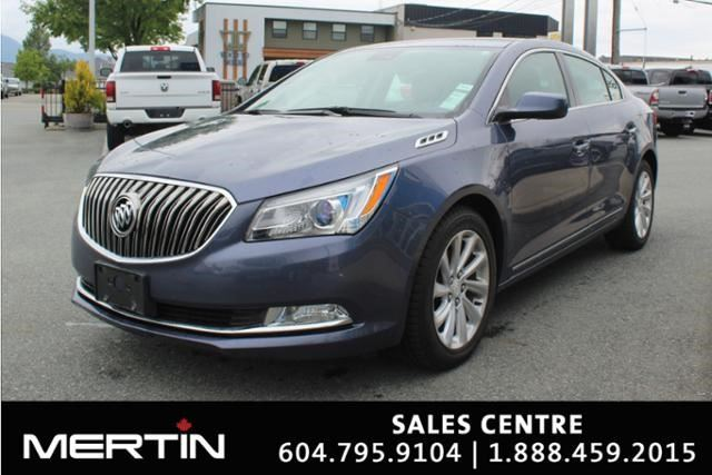 2015 BUICK LACROSSE Base in Chilliwack, British Columbia