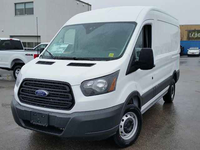 2017 ford transit cargo van port perry ontario car for. Black Bedroom Furniture Sets. Home Design Ideas