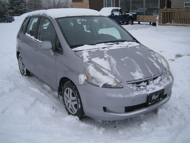 2007 honda fit lx certified e tested vars ontario for Certified used honda fit