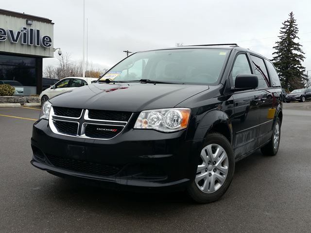 2014 Dodge Grand Caravan SXT-climate group-bluetooth in Belleville, Ontario