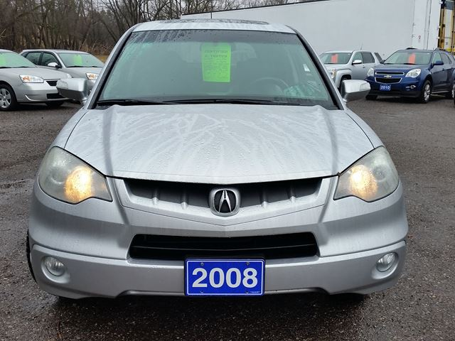 2008 acura rdx whitby ontario used car for sale 2735423. Black Bedroom Furniture Sets. Home Design Ideas