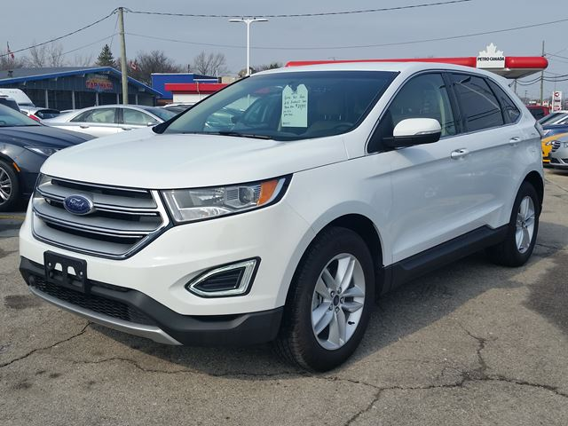2015 ford edge sel hamilton ontario used car for sale 2735254. Black Bedroom Furniture Sets. Home Design Ideas