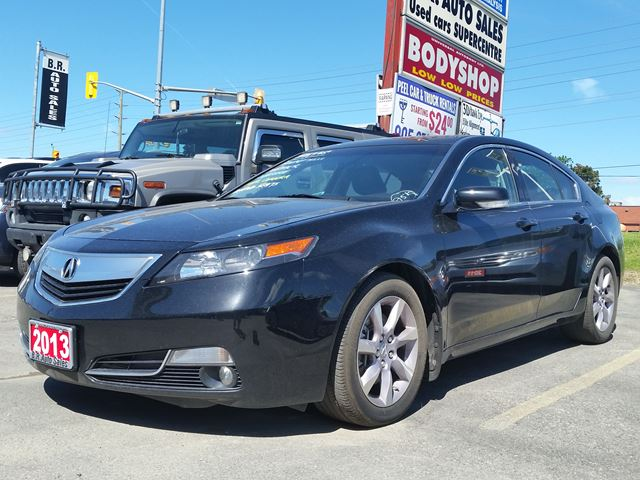 2013 acura tl w tech pkg nav sunroof leather brampton ontario car for sale 2735330. Black Bedroom Furniture Sets. Home Design Ideas
