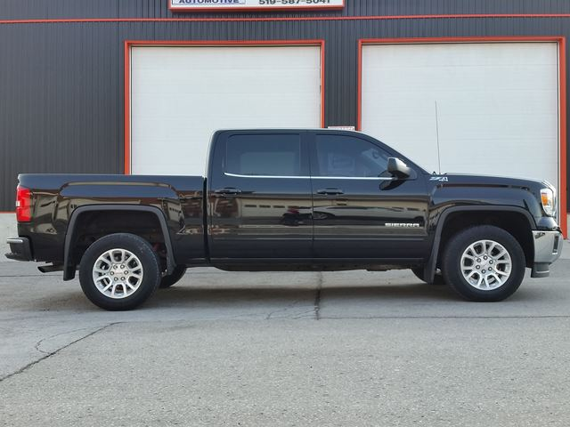 2015 gmc sierra 1500 sle z71 4x4 jarvis ontario used car for sale. Black Bedroom Furniture Sets. Home Design Ideas