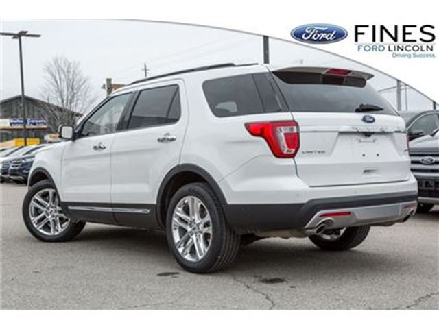 2017 ford explorer limited dealer demo 1 000 costco available bolton ontario used car. Black Bedroom Furniture Sets. Home Design Ideas