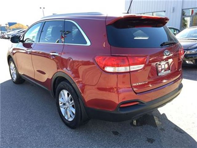 2016 kia sorento lx turbo awd brantford ontario car for sale 2734960. Black Bedroom Furniture Sets. Home Design Ideas