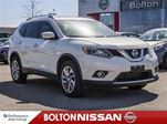 2014 Nissan Rogue SL, Navigation, Leather , Panoramic Sun Roof , in Bolton, Ontario