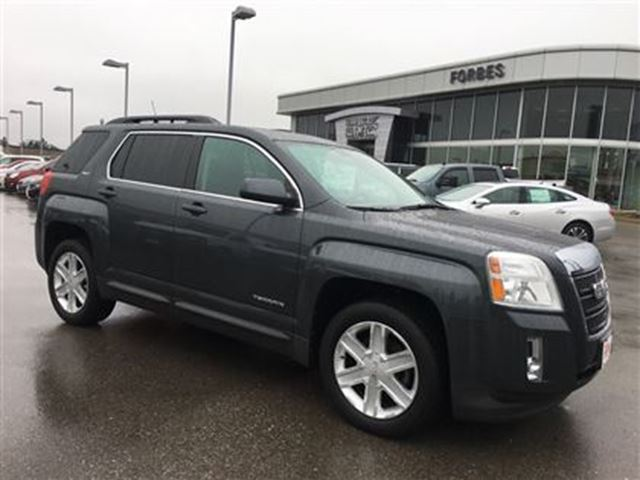 2011 gmc terrain slt 1 v6 leather camera waterloo ontario car for sale 2735349. Black Bedroom Furniture Sets. Home Design Ideas