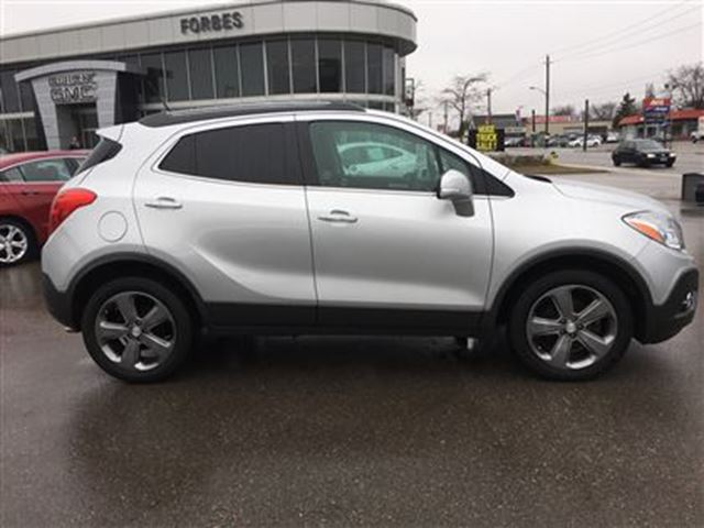 2014 buick encore convenience bluetooth camera waterloo ontario used car for sale 2735350. Black Bedroom Furniture Sets. Home Design Ideas
