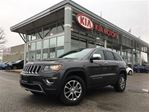 2016 Jeep Grand Cherokee Limited- $226.88 Bi Weekly, Leather, Roof, Camera in Mississauga, Ontario