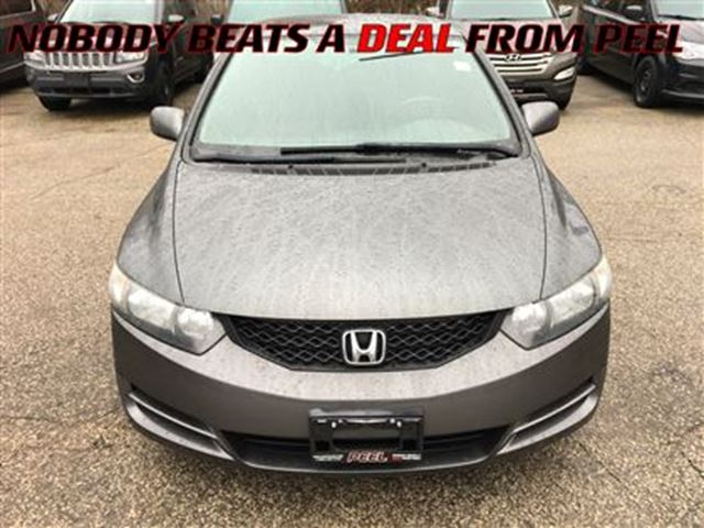 2009 honda civic ex l certifed mississauga ontario used car for sale 2735412. Black Bedroom Furniture Sets. Home Design Ideas