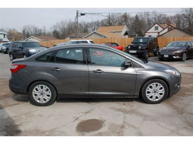 2014 ford focus se welland ontario car for sale 2735363. Black Bedroom Furniture Sets. Home Design Ideas