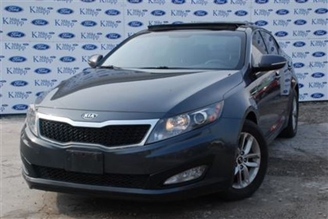 2012 kia optima lx a6 welland ontario used car for. Black Bedroom Furniture Sets. Home Design Ideas