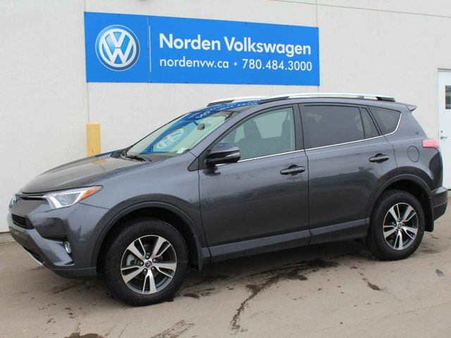 2016 toyota rav4 xle 4dr all wheel drive edmonton alberta used car for sale 2735494. Black Bedroom Furniture Sets. Home Design Ideas