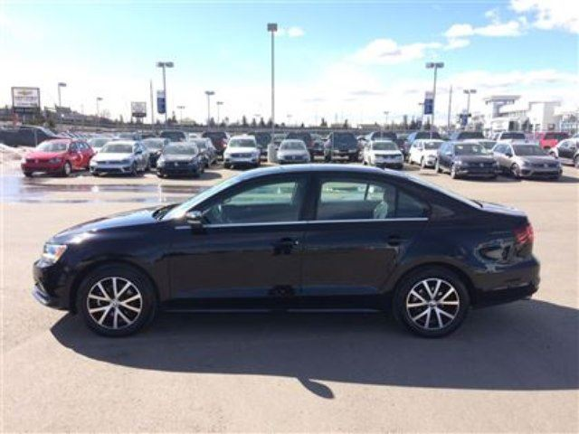 2016 volkswagen jetta 1 4 tsi comfortline calgary alberta used car for sale 2735570. Black Bedroom Furniture Sets. Home Design Ideas