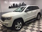 2012 Jeep Grand Cherokee Overland w. Winter Set in Calgary, Alberta