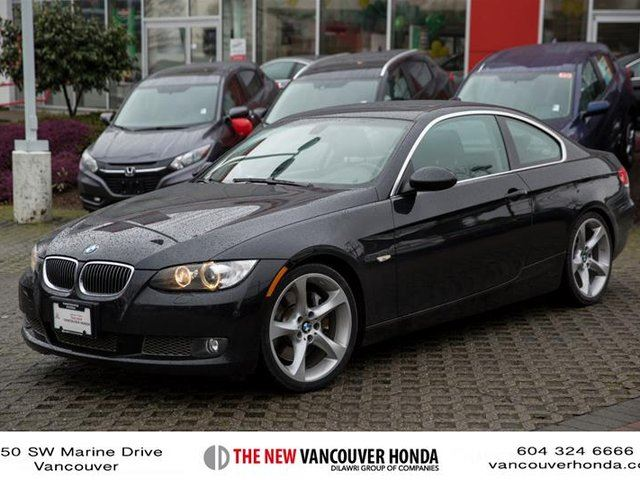 2008 BMW 3 Series Coupe in Vancouver, British Columbia