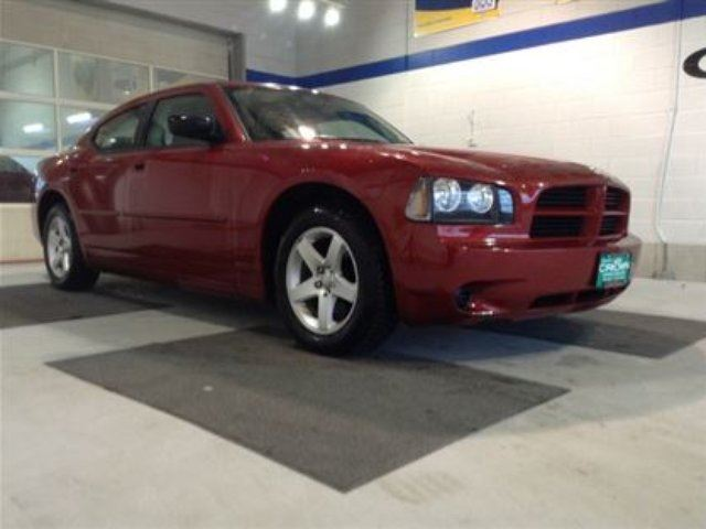 2009 Dodge Charger 4dr Sdn SE *foglights* Low KMS* in Winnipeg, Manitoba