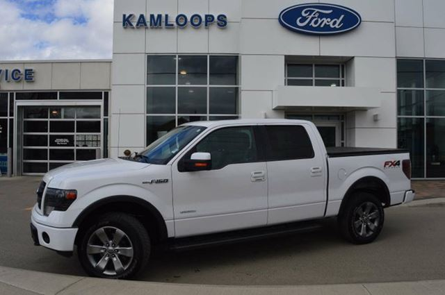 2013 ford f 150 fx4 4x4 supercrew cab 5 5 ft box 145 in wb kamloops british columbia car. Black Bedroom Furniture Sets. Home Design Ideas
