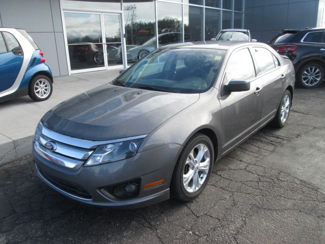 2012 ford fusion se pembroke ontario used car for sale 2735112. Black Bedroom Furniture Sets. Home Design Ideas