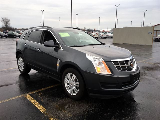 2012 cadillac srx cayuga ontario used car for sale 2735169. Cars Review. Best American Auto & Cars Review