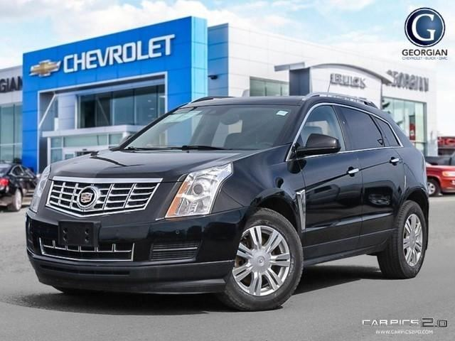 2016 Cadillac SRX Luxury in Barrie, Ontario