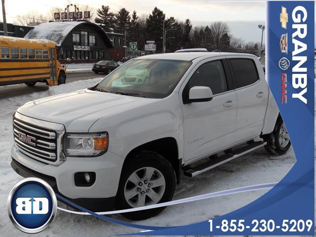 2015 GMC Canyon 4WD SLE in Granby, Quebec