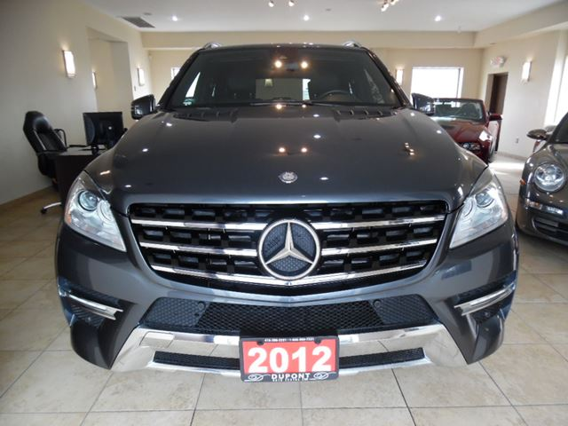 2012 mercedes benz m class ml350 bluetec navi blindspot for 2012 mercedes benz m class ml350