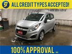 2015 Chevrolet Spark LT*CVT*LEATHER SEATS*KEYLESS ENTRY*MY LINK PHONE C in Cambridge, Ontario