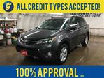 2013 Toyota RAV4 XLE*AWD*BACK UP CAMERA*POWER SUNROOF*HEATED FRONT in Cambridge, Ontario