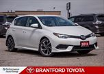 2016 Scion iM Carproof Clean, Balance of Factory Warranty, Safet in Brantford, Ontario