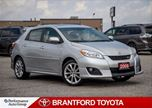 2009 Toyota Matrix XRS, ONLY 80652 Km's!!, Safety and E-Tested, Sunro in Brantford, Ontario