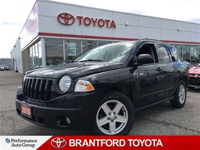 2010 JEEP COMPASS North, Under 96000 kms!! FWD, Safety and E-Tested in Brantford, Ontario