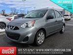 2015 Nissan Micra 1.6S   Auto, Air Conditioning in Ottawa, Ontario
