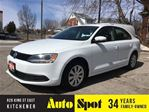 2014 Volkswagen Jetta Trendline+/LOW, LOW KMS/MASSIVE INVENTORY CLEAROUT in Kitchener, Ontario