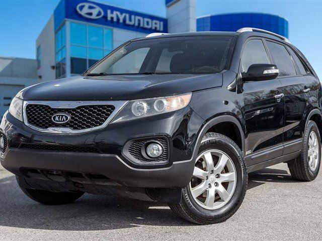 2011 Kia Sorento EX, ALL WHEEL DRIVE! in Mississauga, Ontario