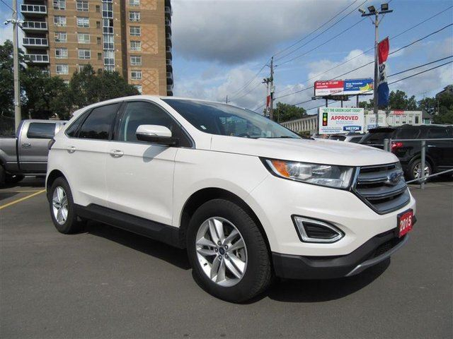 2015 ford edge sel awd v6 leather toronto ontario car. Black Bedroom Furniture Sets. Home Design Ideas