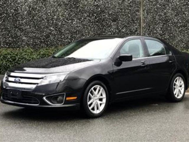 2010 FORD FUSION SEL Sedan AWD V6 LOW KMS!!! in North Vancouver, British Columbia
