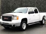 2009 GMC Sierra 2500  SLT Crew Cab 4WD LOW KMS! in North Vancouver, British Columbia