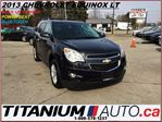 2013 Chevrolet Equinox LT+Camera+My Link+BlueTooth+Fogs+XM+ECO+Power Seat in London, Ontario