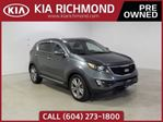 2014 Kia Sportage SX Luxury in Richmond, British Columbia