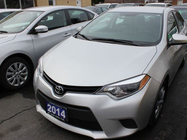 2014 Toyota Corolla Le Bluetooth Heated Seats Brampton Ontario Used Car For Sale 2736015